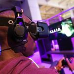 Oculus virtual reality headsets have shipped, but outlook on widespread adoption still pending