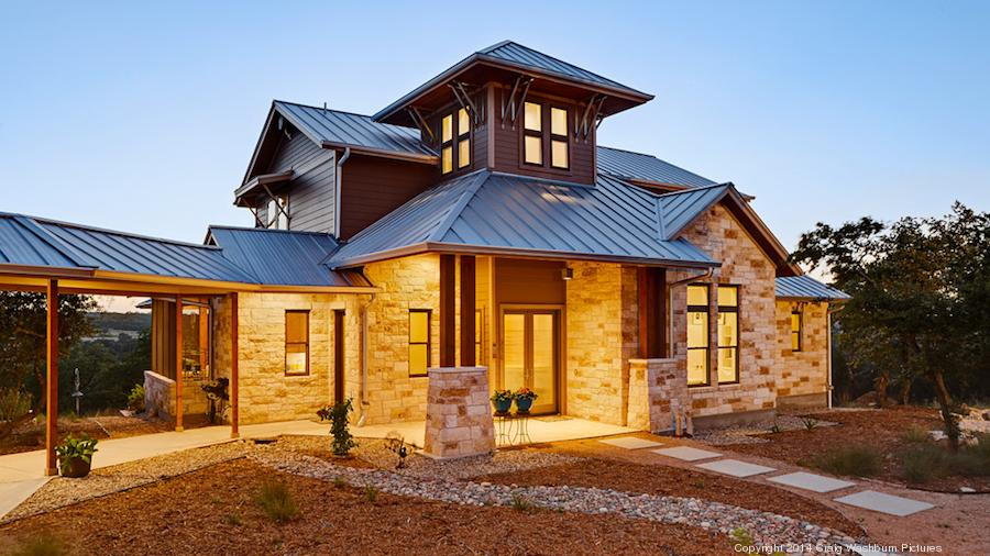 Magazine: Go Off The Grid In Driftwood To See The Best Energy Efficient Home  In North America   Austin Business Journal