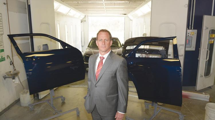The road to the top: North Texas companies race for auto repair dominance -  Dallas Business Journal