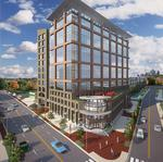 Loudermilk unveils proposed 12-story tower on East Paces Ferry