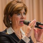 SBA head <strong>Maria</strong> <strong>Contreras-Sweet</strong> on her one-year report card, cutting red tape and being part of Obama's inner circle