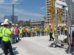 Northwestern Mutual builders at 290 days without serious injury