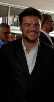 """Architect Bjarke Ingels is working on several projects in South Florida, including a proposal for the overhaul of the Miami Beach Convention Center, Grove at Grand Bay for Terra Group and Marina Lofts for Asaf """"Asi"""" Cymbal in Fort Lauderdale."""