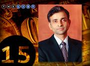 No. 15: Vivek Ranadive Company: Tibco Software Inc.  Total pay:  $11.3 million