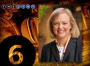 No. 6: Meg Whitman Company: Hewlett-Packard Co.  Total pay:  $15.4 million