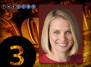 No. 3: Marissa Mayer Company: Yahoo Inc.  Total pay:  $36.6 million