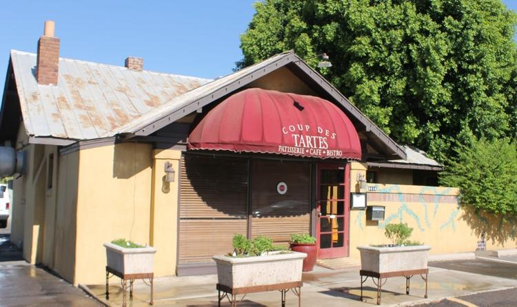 Coup Des Tartes is being forced to move by a new landowner after a 17-year run in Phoenix.
