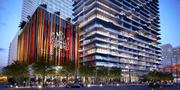Arquitectonica designed the new SLS Brickell condominium and hotel in the Brickell neighborhood of Miami for The Related Group and partner Sam Nazarian.
