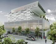 """Norten has designed a mixed-use building for Asaf """"Asi"""" Cymbal in Miami's Design District."""