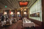 The main dining room at Ditka's.