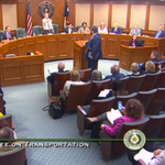 Video surfaces of Texas lawmaker's ejection from House committee
