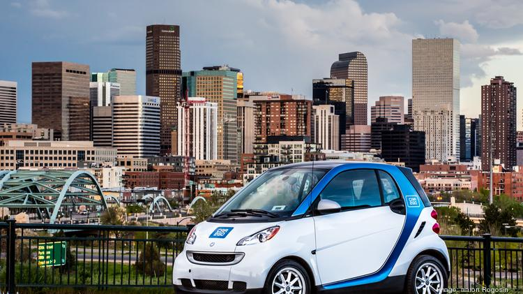 Car Share Popularity Growing In Denver Car2go Zipcar Enterprise