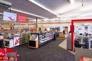 """The interior of the new """"omnichannel store"""" in Norwood."""