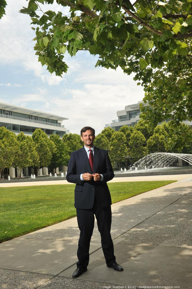 Alex Mehran Jr. said he sees Bishop Ranch as a future San Ramon town center, housing thousands of jobs and workers.