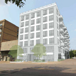 Scuttled condo project returns to North Loop looking for renters, not buyers