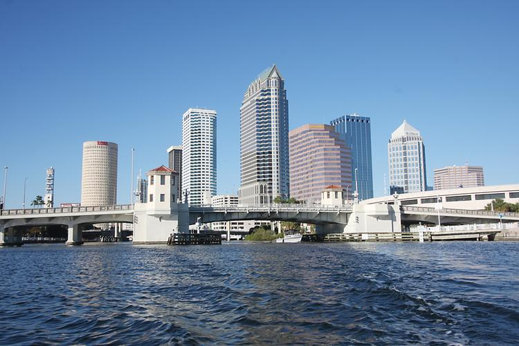 Dowtown Tampa