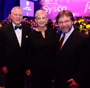 Gov. Nathan Deal, Sandra Deal and Bill Bolling in April.