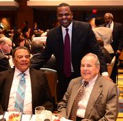 Andrew Young, Kasim Reed and Sam Massell.