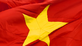 Flag of the Socialist Republic of Viet Nam
