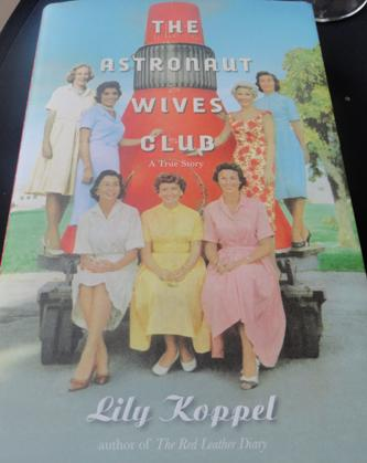 """""""The Astronaut Wives Club"""" is being published by New York-based Grand Central Publishing.  Click on the image to see who attended the book launch party at the Sam Houston Hotel."""
