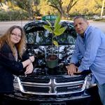 Green cab company gives back, one passenger at a time