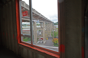 The Emery apartments embrace the Ross Island bridge. The 118-unit project by Zidell and Project ^ debuts Sept. 1, 2013.