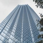 'Somber' Bank of America Plaza reopens in Dallas