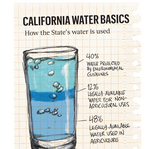 California suspends water restrictions as drought eases