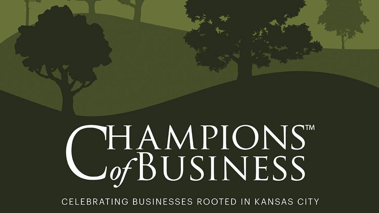 Champions Of Business Honorees Kansas City Business Journal