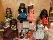 Historic dolls Cecile and Marie-Grace are one of the newer editions to the line.