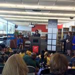 Pratt Library branch that served as safe haven during riots sees dollars rolling in