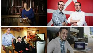 Upstarts to watch: The pilot trainer, the athletic brewer, the guide builder and more
