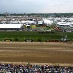 Who DBED hosted at this year's Preakness