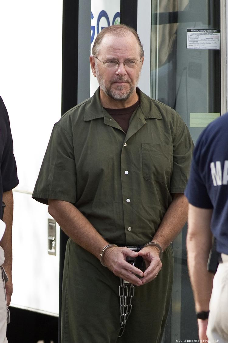 Jeffrey Skilling, convicted former Enron Corp. CEO, arrives to the Bob Casey Federal Courthouse in Houston on June 21.