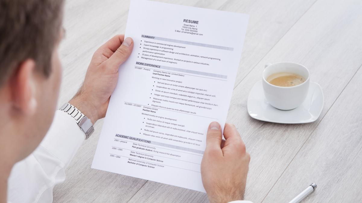 Managing Can I Fire A Current Employee For Lying On His Resume