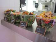 The prepared foods encompass signature salads, sandwiches, soups and much more.