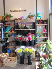 Flowers are also available at Wagshal's on New Mexico Avenue NW.