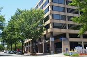Penzance is planning to include 1555 Wilson Blvd., a commercial office building it acquired for $67 million in 2011, as part of a larger redevelopment plan.