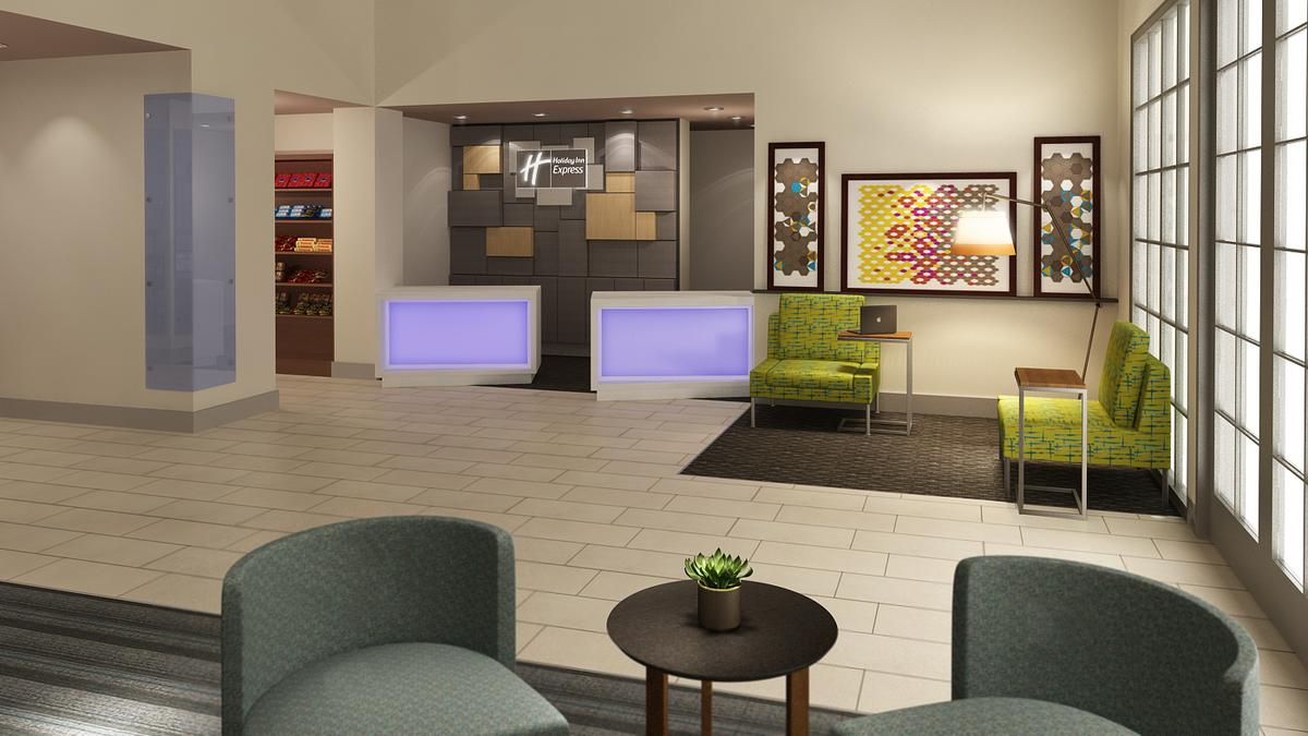Holiday Inn New Guest Rooms News