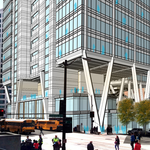 Concert venue, cantina could be part of Seattle office high-rise
