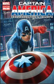 Kiehl's is teaming up with Marvel Comics for a Captain America: Transformation & Triumph comic book for customers who purchase Kiehl's products.