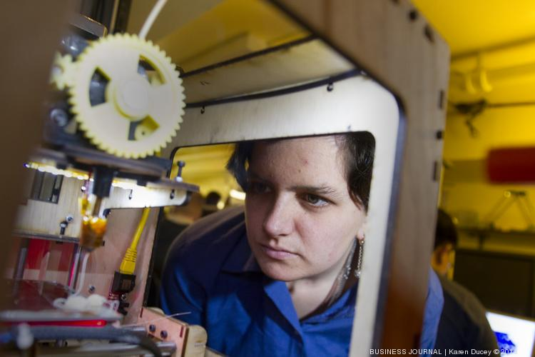 Rice University is supporting new 3-D printing research.