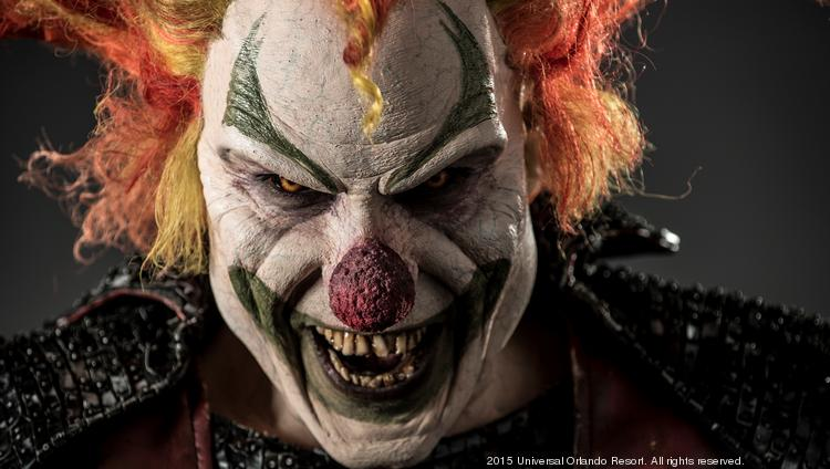 Halloween Horror Night's Jack the Clown