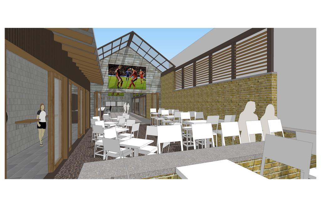 Nomad World Pub on Brady Street pitches addition with retractable roof