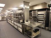 The new kitchen at The Palm Houston