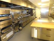 Another view of the new kitchen at The Palm Houston