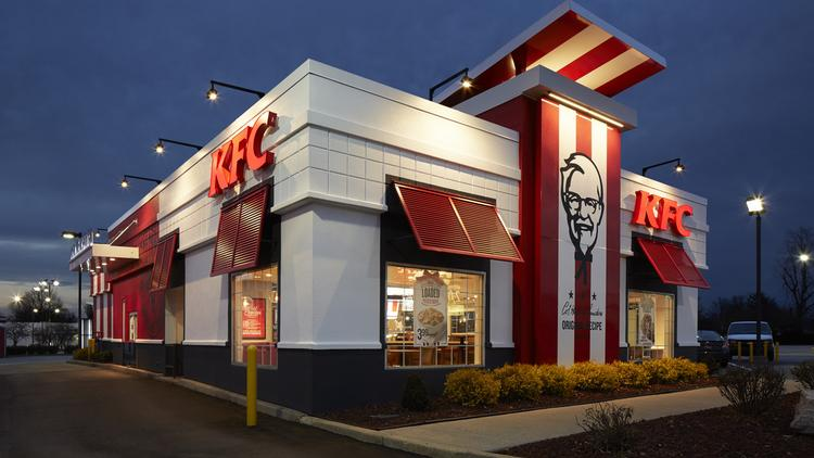 KFC launches edible nail polish marketing campaign - Louisville ...
