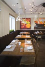 BLT Market is one of two restaurants that will  open at the Ritz-Carlton Residences, Waikiki Beach, project which is expected to be completed in early 2016. The original BLT Market, seen here in this file photo, was open in the Ritz-Carlton New York, Central Park, from 2007 to 2011.