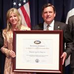 White House recognizes <strong>Dunavant</strong> Logistics for export efforts