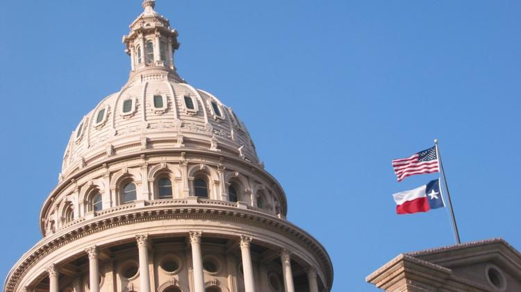 Texas once again shows how everything is bigger in the Lone Star State.